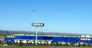 Ikea landscape